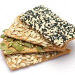 Raw multi-seed crackers